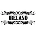 Tribal Ireland T-shirts