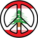 Peace In Lebanon T-shirts