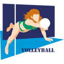 Volleyball T-shirt, Volleyball T-shirts