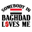 Somebody In Baghdad