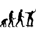Skateboard Evolution