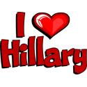 I Love Hillary