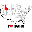 I Love Idaho