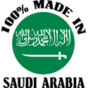 Made In Saudi Arabia