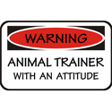 Animal Trainer T-shirt, Animal Trainer T-shirts