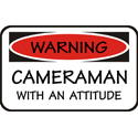 Cameraman T-shirt, Cameraman T-shirts