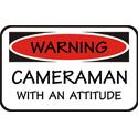 Cameraman T-shirt, Cameraman T-shirts