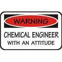 Attitude Chemical Engineer