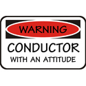 Conductor T-shirt, Conductor T-shirts