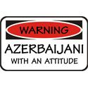 Attitude Azerbaijani