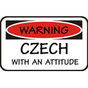 Attitude Czech
