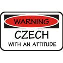 Attitude Czech