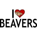 I Love Beavers