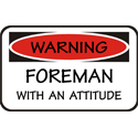 Foreman T-shirt, Foreman T-shirts