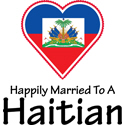 Happily Married Haitian