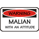 Attitude Malian