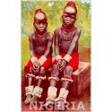 Vintage Nigeria Art