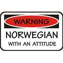 Attitude Norwegian
