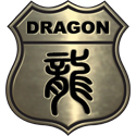 Chinese Dragon Crest