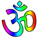 Rainbow Om T-shirt & Gift