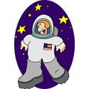 Astronaut T-shirt, Astronaut T-shirts