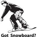 Got Snowboard