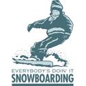 Retro Snowboarding