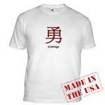 Kanji Courage
