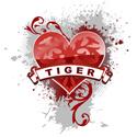 Heart Tiger