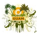 Guam Palm Tree