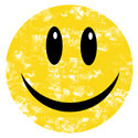 Vintage Happy Smiley