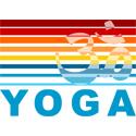 Colorful Yoga Om