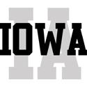 IA Iowa T-shirt