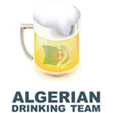Algerian Drinking Team