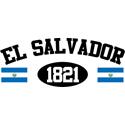El Salvador 1821
