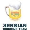 Serbian Drinking Team
