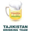 Tajikistan Drinking Team