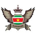 Suriname Emblem