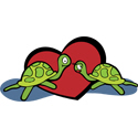Turtles In Love