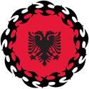 Round Flame Albania