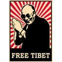 Dalai Lama Free Tibet