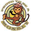 Proud To Be A Monkey