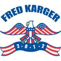 Fred Karger T-shirts, T-shirt & Gifts
