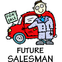 Salesman T-shirt, Salesman T-shirts