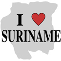 I Love Suriname Merchandise
