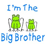 Im The Big Brother - Frogs Blue