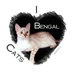 I (heart) Bengals Cats