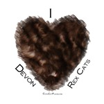 I (heart) Devon Rex Cats