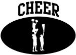 Cheer (BLACK circle)