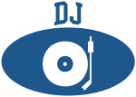 DJ (blue circle)